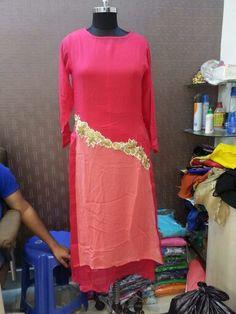 Different style kurti