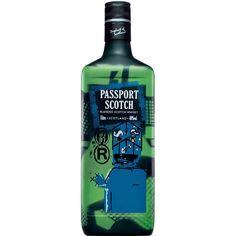 Passport Scotch Art Edition by Alexandre Sesper