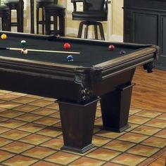 American Heritage - When Only the Best Pool Table Will Do