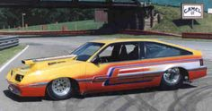 Remember this car? Rick Dobbertin's 85 Pontiac J-2000. This car was a huge hit and is incredible. Read about it if you dont remember it. Amazing....