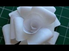 Learn how to make simple paper roses! Check out or etsy shop at http://www.etsy.com/uk/shop/Personalisedpretties We are also on facebook https://www.facebook...