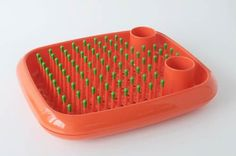 Escorredor de louça Dish Doctor Magis laranja