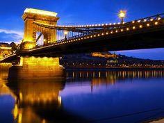 Chain Bridge, Hungary