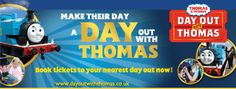 A Day Out With Thomas - Bucks Railway Centre