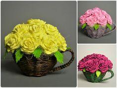 MAGGII Pracownia Artystyczna: Wianki, stroiki, kwiaty