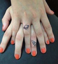 30 Increíbles ideas de tatuajes que debes hacerte con tu hermana ¡Son hermosos y…