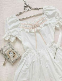 Angel Dress, Dress Up, Dance Outfits, Cute Outfits, Dress Outfits, Maude, Mode Kawaii, Estilo Indie, Outfit Look