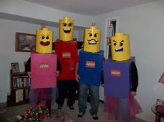 Lego Costume. 2013. did it in less than a day. whish i had more time to add a few things. fun night.