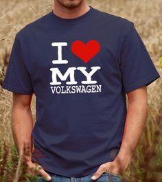 """""""I love my Volkswagen"""": www.mimarcafavorita.net"""