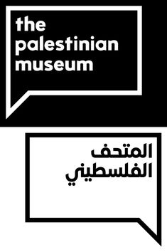 Cultural sensitivity in changing the logo per language Palestinian Museum Logo and Identity