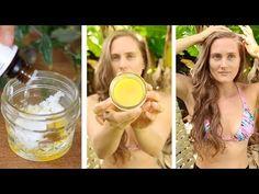 YOUR HEALTHIEST HAIR EVER - DIY Natural Scalp Treatment for FASTER HAIR GROWTH & HEALTHY HAIR - YouTube