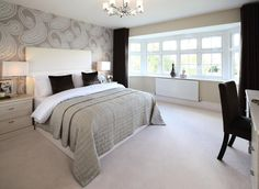 4 bedroom detached house for sale in Lunts Heath Road, Widnes, - Rightmove Loft Room, Bedroom Loft, Home Bedroom, Bedroom Furniture, Bedroom Decor, Bedroom Ideas, Bedroom Interiors, Master Bedrooms, Bed Room