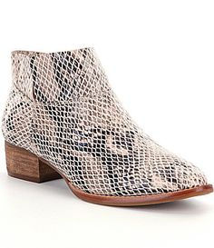 Gianni Bini Corbett Ankle Booties #Dillards These look so good, but hurt so bad. I bought 'em and returned 'em.