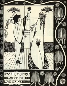 sir tristram and the fair iseult