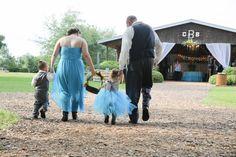 Brittanee and Cory's Wedding - Cross Creek Ranch FL