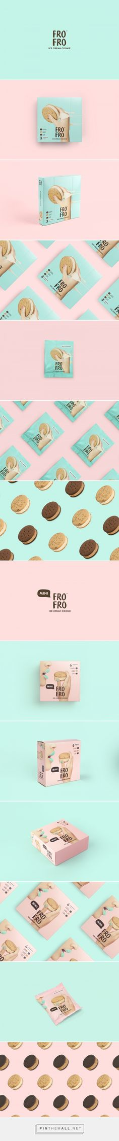FRO FRO™ Branding by Bravo on Behance | Fivestar Branding – Design and Branding Agency & Inspiration Gallery