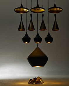 Top Directed Ceiling Pendant Lights: Le Lampe Gras, Unfold, Tom Dixon & 6 More — Maxwell's Daily Find 02.04.15