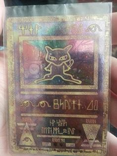 Pokemon - Ancient Mew - Pokemon Promos Pokémon