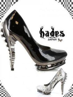 [HADES] [Orders sale] Hey Deeds ★ [Limited] heel pumps, Predator