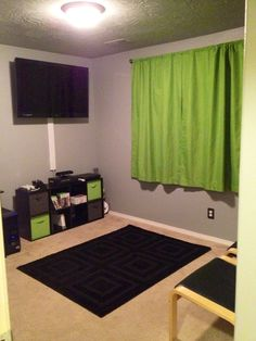 Game room for boys