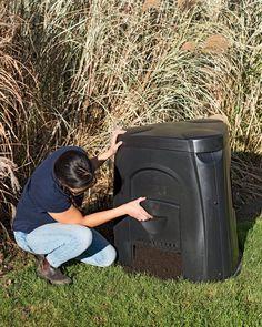 Corner Compost Bin