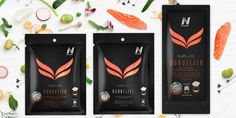 NORVELITA — The refreshed packaging targets the upmarket segment in a clever and differentiated way