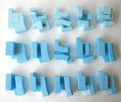 Résultats de recherche d'images pour « architecture model made of blue foam Plan Concept Architecture, Architecture Design, Architecture Model Making, Museum Architecture, Computer Architecture, Architecture Diagrams, Landscape Architecture, Budget Prévisionnel, Ouvrages D'art