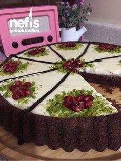 10 minute weighing - delicious recipes - Pratik Hızlı ve Kolay Yemek Tarifleri Soda Cake, Turkish Recipes, Ethnic Recipes, Patisserie Cake, Unstuffed Cabbage Rolls, Quiche, Nutella Recipes, Cookie Desserts, Cake Cookies