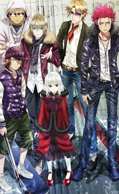 The official website of the upcoming second season of the K anime, K: Return of Kings, has revealed that the upcoming anime will air on October Anime K, Anime Guys, Anime People, Kk Project, Missing Kings, Suoh Mikoto, Upcoming Anime, Return Of Kings, Season Premiere