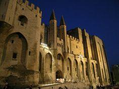 Palais des Papes - Avignon - France