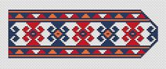 Bulgarian Motif.Bookmark