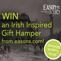 Win an Irish inspired gift hamper from Eason worth €150 - http://www.competitions.ie/competition/win-irish-inspired-gift-hamper-eason-worth-e150/