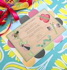 lots of theme ideas including print out of invitation