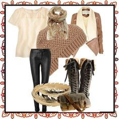 """Casual Steampunk"" by jessica-mcginty on Polyvore"