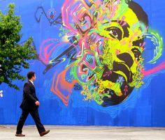 Los murales en Bogotá, expresión urbana de alto nivel |