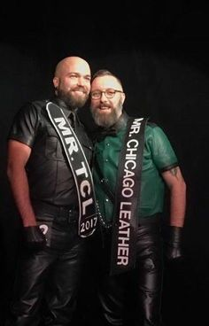 Congrats to Ryan Coit, Mr. Twin Cities Leather 2017!   Gear up and join fellow Full #Leather #Uniform #blufclub for GEAR Night this Saturday 2.18.17 @ToucheChicago 10pm. #Bootblacks and #barber on duty.  #leathermen #bluf #leathercommunity #leatheruniform #events #Leather #Fetish #Uniform #Boots #Cigars #gloves #bdsm #hot #mascuine #cuero #uniforme #fetiche #pelle #uniforme #leder #BLUFChicago #chicago