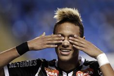 Neymar, what are you doing????
