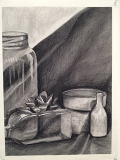my composition drawing from ARST 1050