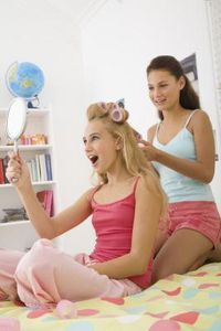 Cheap Slumber Party Ideas for Girls   eHow.com