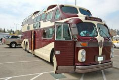 Peacemaker motorcoach