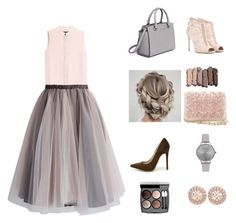 Le stagioni cromatiche: la donna estate • look consonante • by valerre211 on Polyvore featuring polyvore, fashion, style, rag & bone, Chicwish, Dolce&Gabbana, Shoe Republic LA, Oscar de la Renta, MICHAEL Michael Kors, Givenchy, Olivia Burton, Urban Decay and Chanel
