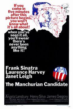 El Mensajero del miedo (The Manchurian Candidate), de John Frankenheimer, 1962