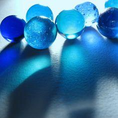 Blue Balls {oh dear! hahahahah...I have such a gutter-brain!! lol}