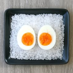 Perfect Steam Oven Boiled Eggs