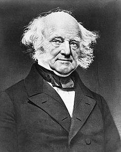Martin Van Buren served as the 8th President of the United States from 1837 to 1841.