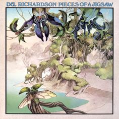 Del Richardson: Pieces Of A Jigsaw (1973)