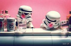 [Geekeries] Les Storm Troopers LEGO à la fête