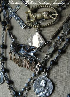 """""""Sacred Layers""""...layering collection"""