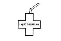 Liquid Therapy Logo. Designed by ruthwaddingham.com