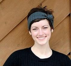 Trying to figure out what to do with my new short hair at the lake when it will inevitably look bad all the time. :)